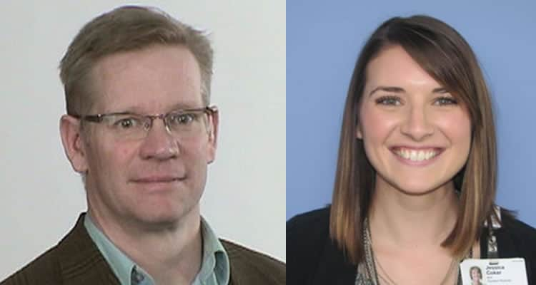 Inter-institutional studies on opioid abuse will be led at UAMS by Jessica Coker, M.D., and Bradley Martin, Pharm.D., Ph.D.