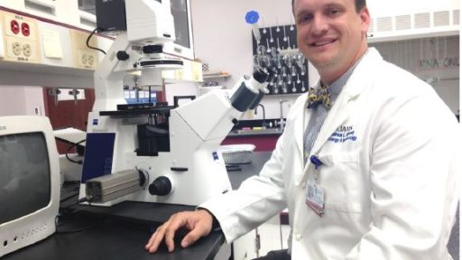 Joshua Kennedy, M.D., reported initial results of statewide antibody testing.