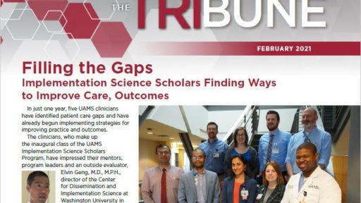 The TRIbune newsletter for February 2021